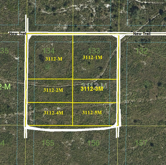 Florida Recreational Lots For SAle Suburban Estates Holopaw FL