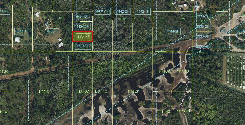 Suburban Estates Holopaw Florida Mud Pits