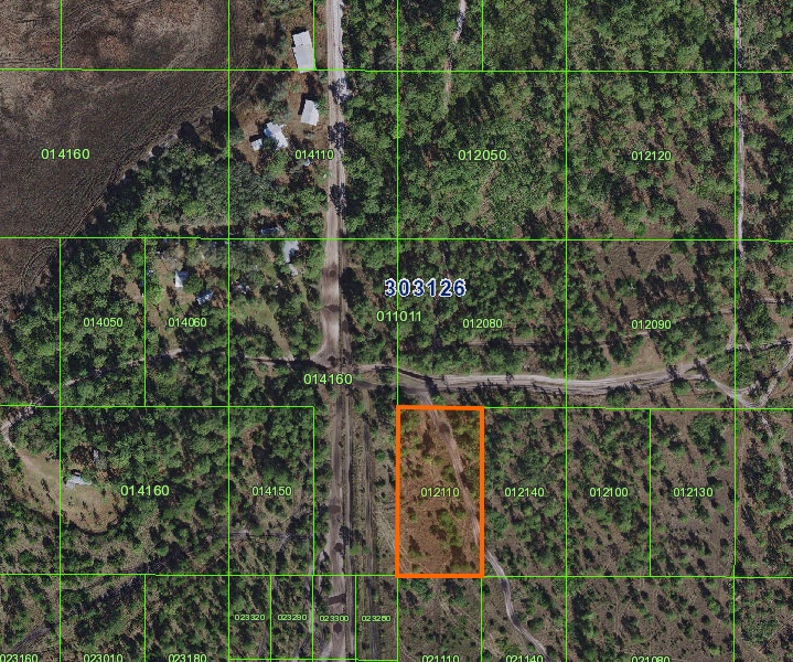 River Ranch Acres Lot For Sale Lake Wales Florida