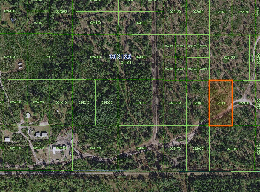 River Ranch Recreational Florida Land For Sale