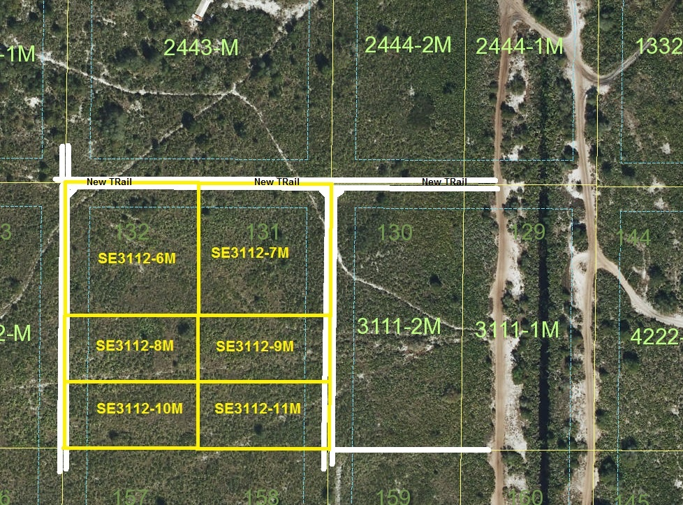 Suburban Estates Holopaw Florida Recreational Camp Site Lot for sale
