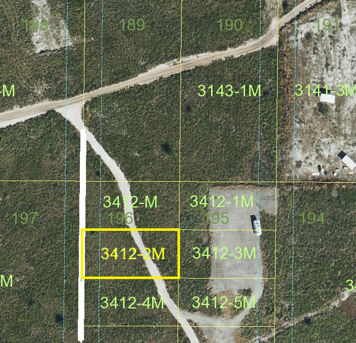 Holopaw Florida Camp lot for sale atv hunt land