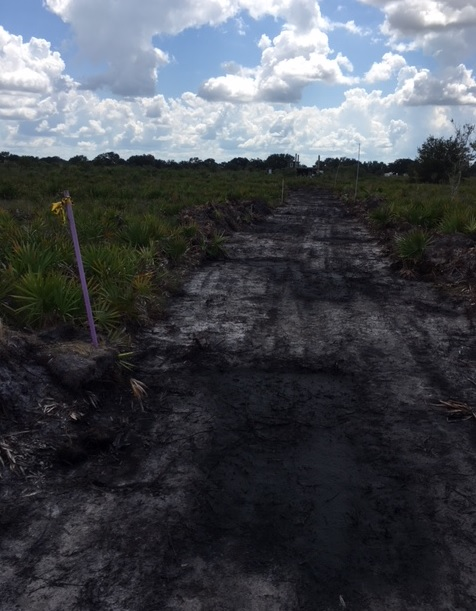 Suburban Estates Holopaw Florida Recreational Land For Sale atv hunt 4x4