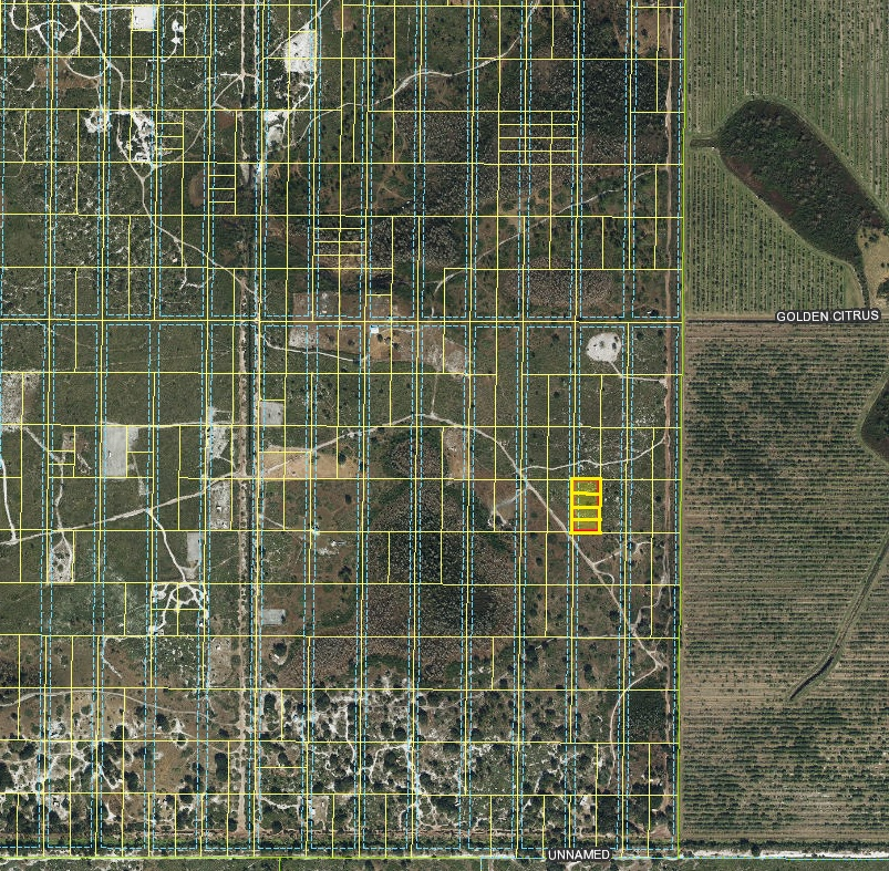 Suburban Estates Lots Recreational Land For Sale Holopaw Florida ATV Camp