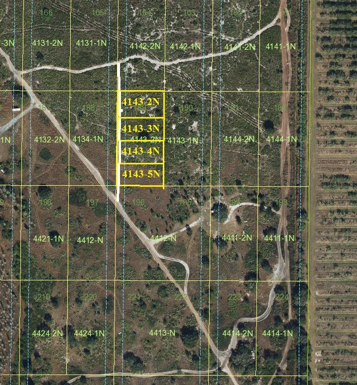 Suburban Estates Florida Recreational Land